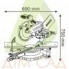 Торцювальна пила BOSCH GCM 12 SD (0601B23508)