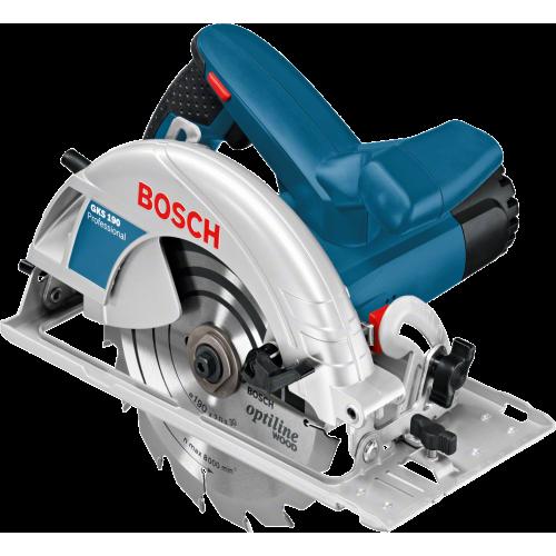 Дискова ручна пила BOSCH GKS 190 Professional (0601623000)