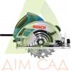 Дискова ручна пила BOSCH GKS 65 GCE Professional (0601668901)