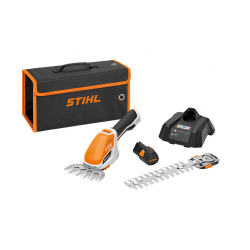 Акумуляторні ножиці для трави і кущів STIHL HSA 26 SET (HA030113506)