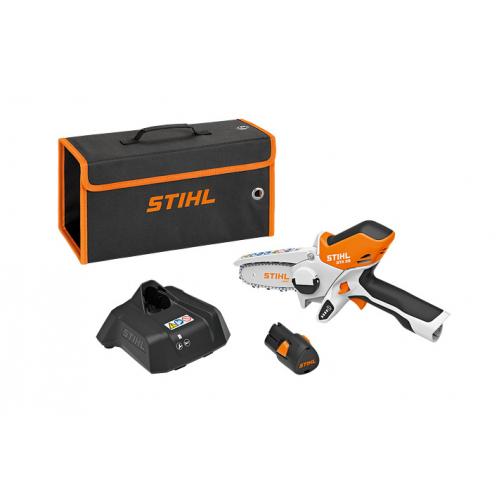 Акумуляторний гілкоріз STIHL GTA 26 SET (GA010116910)
