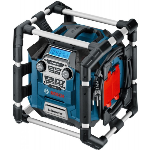 Акумуляторний радіоприймач BOSCH GML 20 (0601429700)