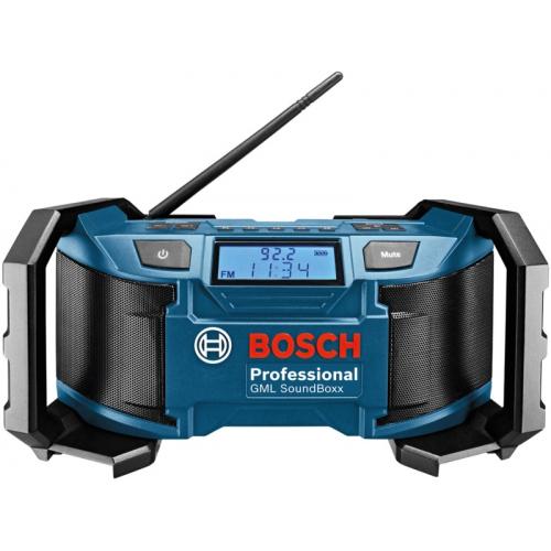 Аккумуляторный радиоприемник BOSCH GML SoundBoxx (0601429900)
