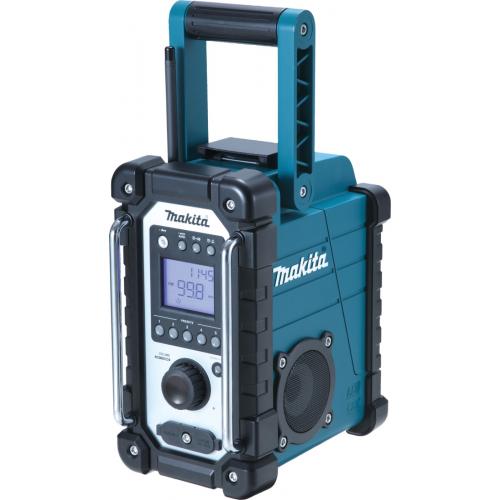 Акумуляторний радіоприймач MAKITA DMR 107