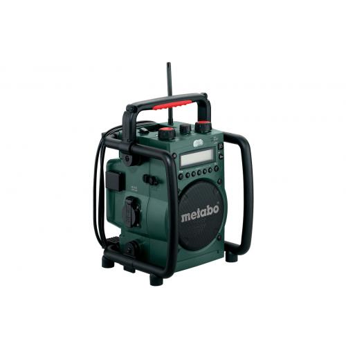Акумуляторний радіоприймач METABO RC 14.4-18 (602106000)