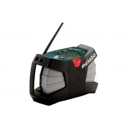 Акумуляторний радіоприймач METABO OWERMAXX RC 12  (602113000)