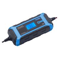 Інтелектуальне автоматичне зарядне обладнання для акумуляторів KING TONY 9DS311AA-B, 12В/6В DC 4A