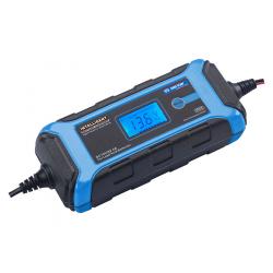 Інтелектуальне автоматичне зарядне обладнання для акумуляторів KING TONY 9DS312AA-B, 12V DC 8A