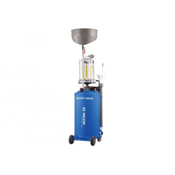 Установка для вакуумного отбора масла KING TONY 9TVP1-65A-B, 65 л