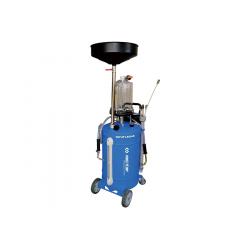 Установка для вакуумного відбору оливи KING TONY 9TVP1-80A-B, 80 л