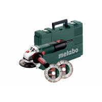 Болгарка (УШМ) METABO W 12-125 Quick Set (600398510)