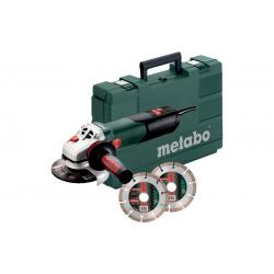 Болгарка (КШМ) Metabo W 12-125 Quick Set