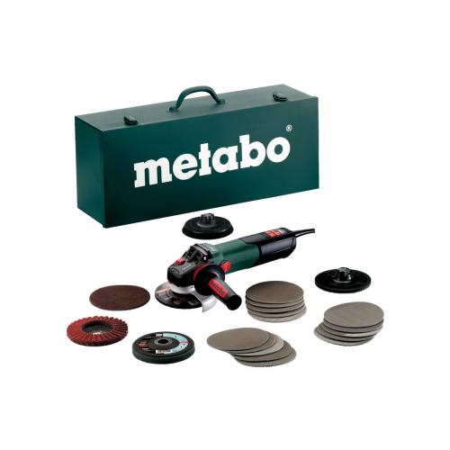 Болгарка (УШМ) METABO WEV 15-125 Quick Inox (600572500)