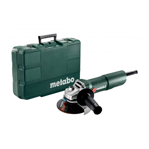 Угловая шлифмашина (болгарка) METABO W 750-125 (603605500)