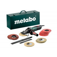 Болгарка (УШМ) METABO WEVF 10-125 Quick Inox SET (613080500)