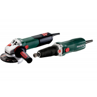 Болгарка (КШМ) METABO WEA 15-125 Quick + GE 710 Plus (690916000)