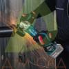 Акумуляторна болгарка з AWS MAKITA DGA 514 Z (без акумулятора)