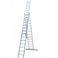 Лестница ELKOP VHR Profi 3x14 алюминиевая, 3 секции, 14-ступенчатая (VHR-P3*14)