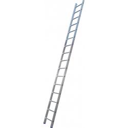 Лестница приставная ELKOP VHR Hobby 1x16 алюминиевая, 4247 мм (VHRH1*16)