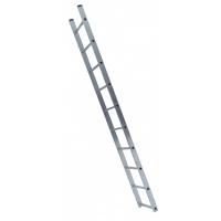 Драбина приставна ELKOP VHR Hobby 1x10 алюмінієва, 2687 мм (VHRH1*10)