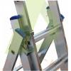 Лестница ELKOP VHR Hobby 3x10 алюминиевая, 3 секции, 10-ступенчатая (VHRH3*10)