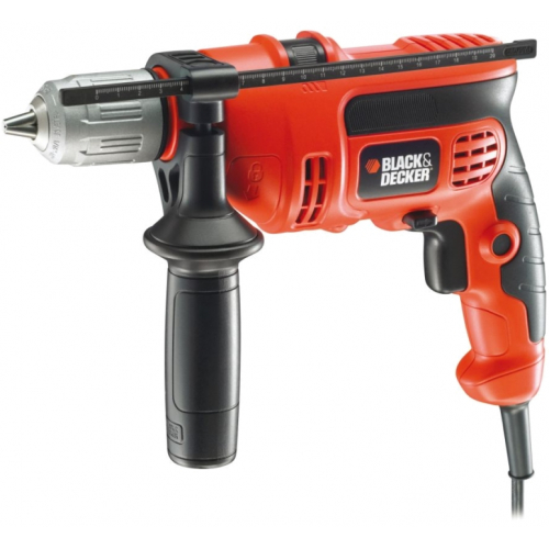 Дриль BLACK+DECKER CD 714 CRES