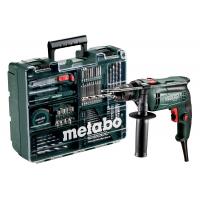 Дрель METABO SBE 650 SET (600671870)