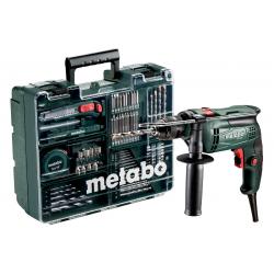Дриль Metabo SBE 650 SET (600671870)