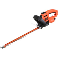 Електричні ножиці для живоплоту (кущоріз) BLACK+DECKER BEHTS301
