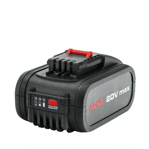 Аккумулятор AL-KO EasyFlex  B100 Li-Ion (20 V / 5,0 Аh) (113698)