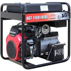 Генератор бензиновий AGT 11501 HSBER45