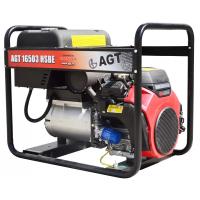Генератор бензиновий AGT 16503 HSBER16