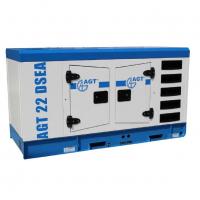 Генератор бензиновий AGT 22DSEA+ATS22
