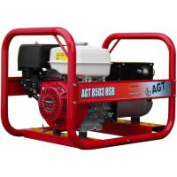 Генератор бензиновий AGT 8503 HSB