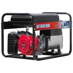 Генератор бензиновий AGT 8503 HSBER26