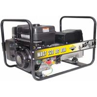 Генератор бензиновий AGT WAGT220DCBSBR26 (з зварювальним модулем)