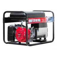Генератор бензиновий AGT WAGT220DCHSBR26 (з зварювальним модулем)