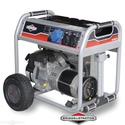 Генератор бензиновий BRIGGS & STRATTON 6250A