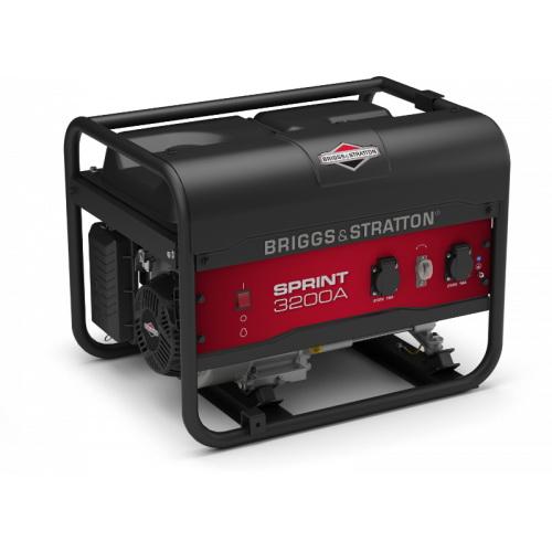 Генератор бензиновий BRIGGS & STRATTON Sprint 3200A