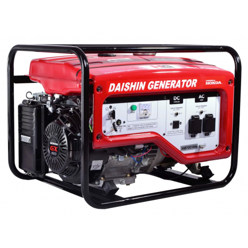 Генератор бензиновий DAISHIN SGB7001HSa