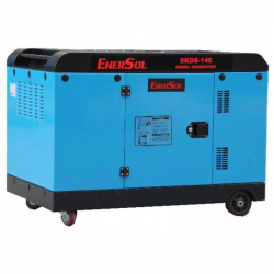 Генератор дизельний EnerSol SKDS-14EB