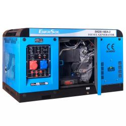 Генератор дизельний EnerSol SKDS-16E-3B
