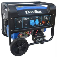 Генератор бензиновий EnerSol SWG-7EB (із зварювальним модулем)