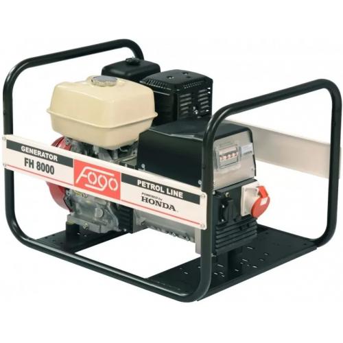 Генератор бензиновий FOGO FH8000