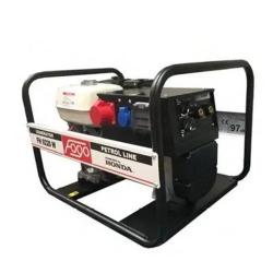 Генератор бензиновий FOGO FH9220W (із зварювальним модулем)