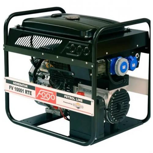 Генератор бензиновий FOGO FV10001TRE