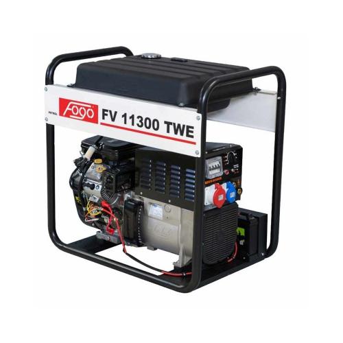 Генератор бензиновий FOGO FV11300TWE (із зварювальним модулем)
