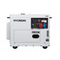 Генератор дизельний HYUNDAI DHY8000SE-3