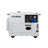 Генератор дизельний HYUNDAI DHY8000SE