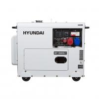 Генератор дизельний HYUNDAI DHY8500SE-T